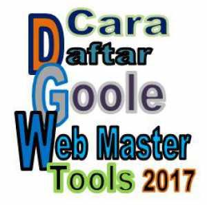 daftar webmaster tools