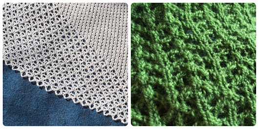 Shawl obsession