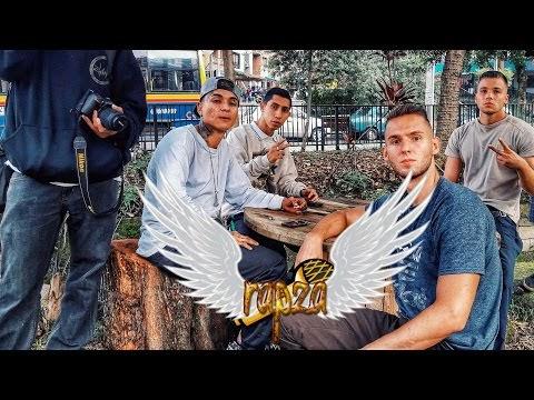 Rapza FT Drag&Pull Desde El Barrio Para El Mundo (Video) 2017 [Colombia/Alemania]