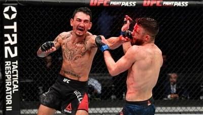 Результаты UFC on ABC 1: Холловэй уничтожил Каттара, установив рекорд UFC