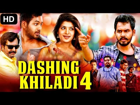 Dashing Khiladi 4 (2020) Hindi Dubbed 720p 480p HDRip 900mb And 300mb
