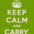 Learn How to Keep Calm and Carry On  |  Work at Home Golf Mom