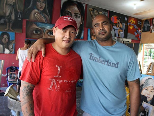 This is how Myuran Sukumaran and Andrew Chan have asked to spend their last days before execution