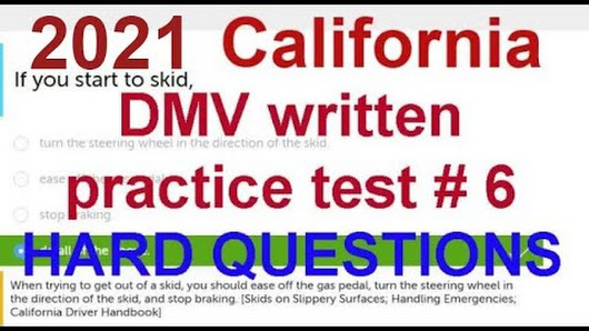 California Motorcycle License Test Answers