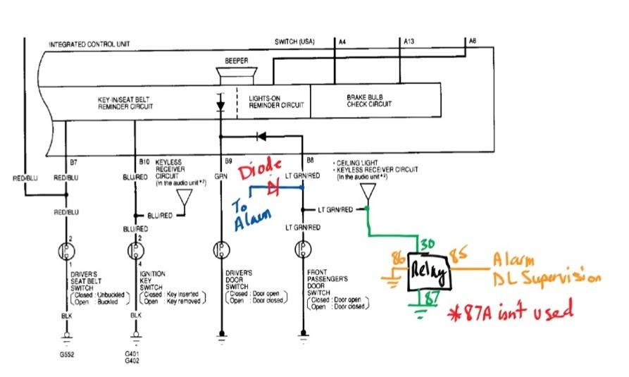 97 F150 Wiring Diagram