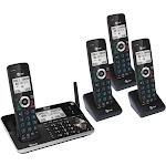 AT&T - Cordless Phone - Black