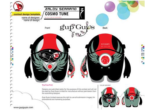 gup gup_COSMO_TUNE