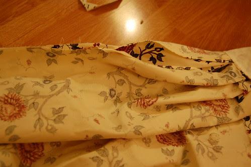 Cotton Print Sacque 13