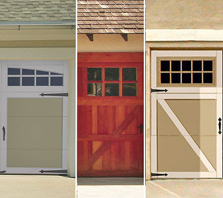 Garage Doors: 10 Garage Makeovers