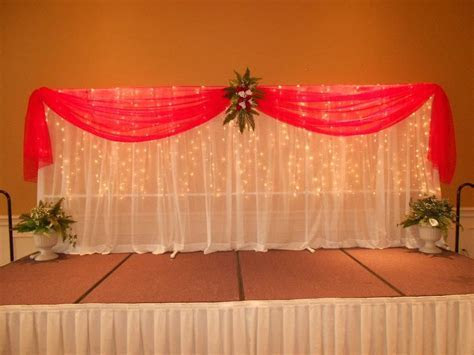 Simple backdrop for a local pageant   http