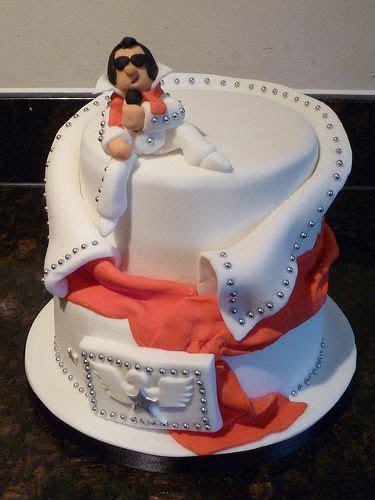 120 best Cakes   Elvis images on Pinterest   Elvis cakes