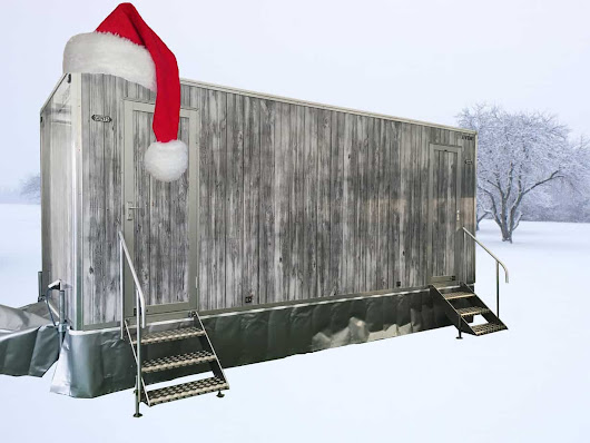 Toilet Hire for Christmas Parties • Site Event