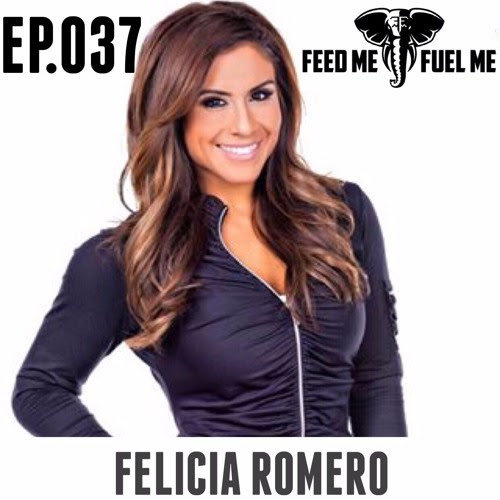 Felicia Romero - Four Agreements | 037 by Feed Me Fuel Me Podcast