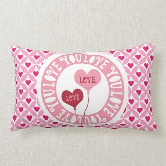 Shopping Customized: Valentine's Day Pillows | 15% Off!
