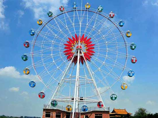 Ferris Wheel for Carnival With 45 Meter