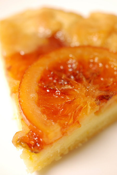candied blood orange tart© by Haalo