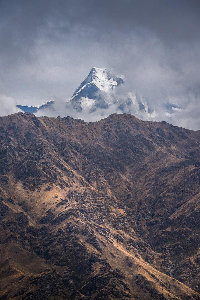Nanda Devi Peak - Garhwal Range