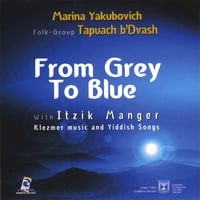 CD Jacket for 'From Grey To Blue'