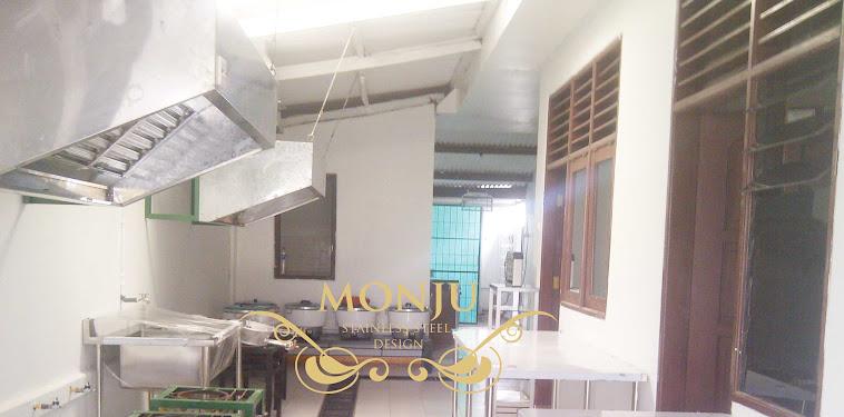 Dekorasi Desain Dapur Untuk Catering Terbaru