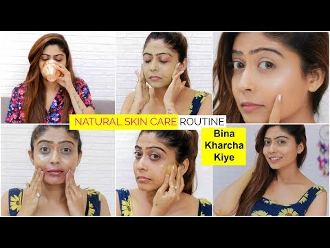 NATURAL SKIN CARE Routine from Day to Night | Remove Dark Spots, pigment