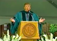 Trump to college graduates in 2004: 'If there's a concrete wall in front of you, go through it, go over it, go around'