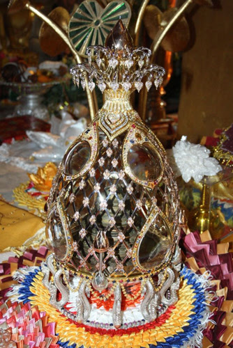 SACRED RELICS EXPOSITION AT TEMPLE TREES