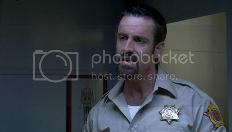 Colton Ford as Sheriff Trout