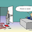 Funny Ikea Job Interview Cartoon | JobMob