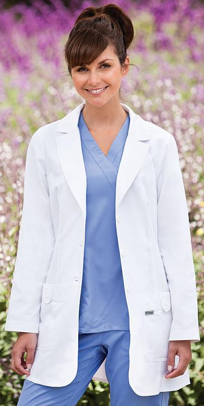 Grey's Anatomy Lab Coat 7446