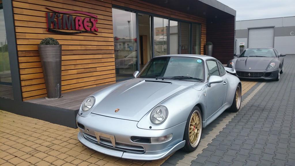 Porsche 911 Turbo 993 95 911classic