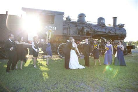 Savannah Wedding Roundhouse Railroad Museum