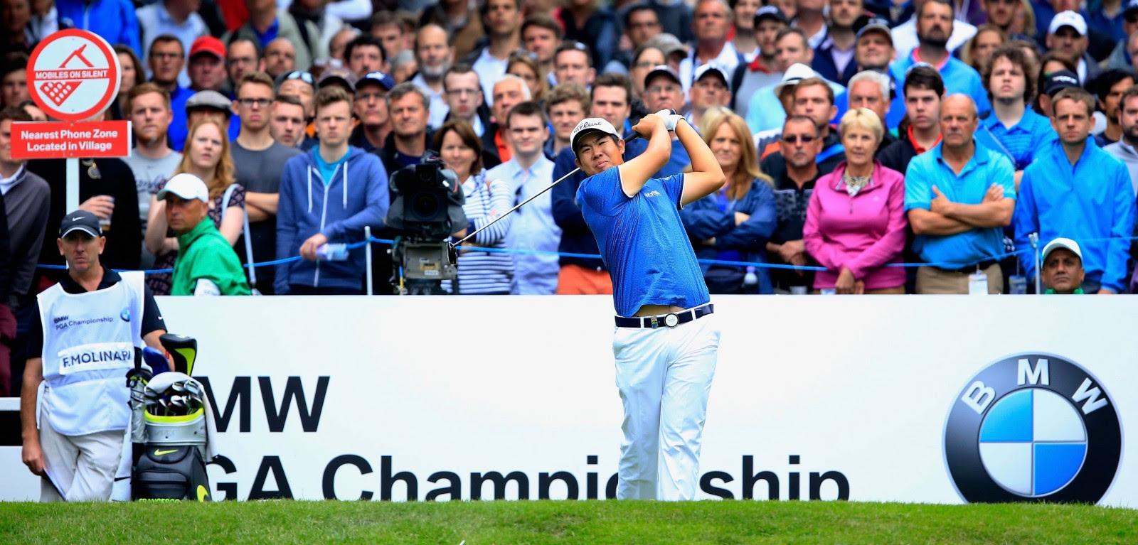 BMW PGA champ An appointed Global Ambassador for Wentworth  Golf News  Golf Magazine
