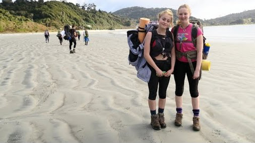 Rakiura Track 2016 Our Duke of Edinburgh Hillary Award Bronze level qualifying…