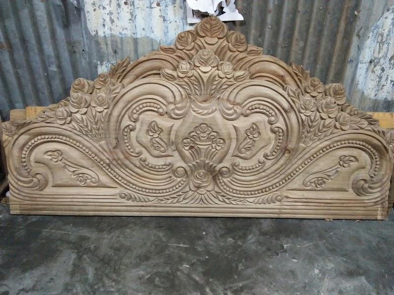 Cool Bedroom Furniture Segun Wood Bed Design wallpaper