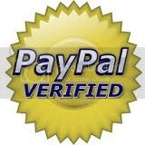 Verify our PayPal Account and ensure your Secure and Instant Payment Processing!
