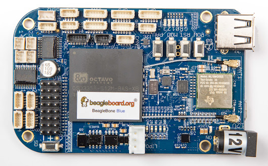 BeagleBone Blue | Make: DIY Projects and Ideas for Makers