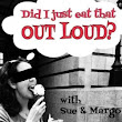 Did I Just Eat That Out Loud?™ with Sue & Margo: EP10: TRUTH OR DOUGHNUTS