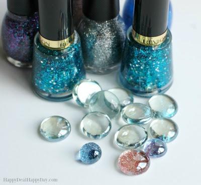Cam Glitter Mıknatıslar Nasıl Yapılır
