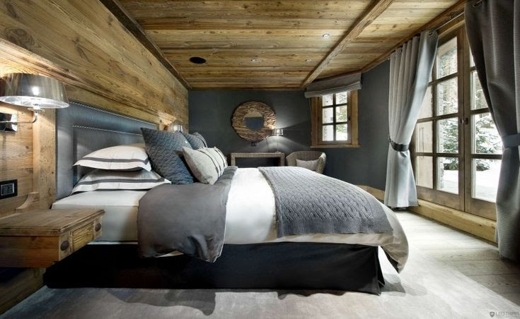 The Petit Chateau, a Luxury Ski Chalet in Courchevel   HomeDSGN, a daily source for inspiration and fresh ideas on interior design and home decoration.