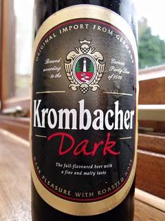 Krombacher, Krombacher Dark, Gemany