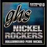 GHS Nickel Rockers Light Electric Guitar Strings R+RL