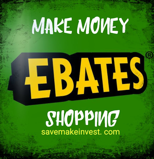 Christmas Shopping with Ebates