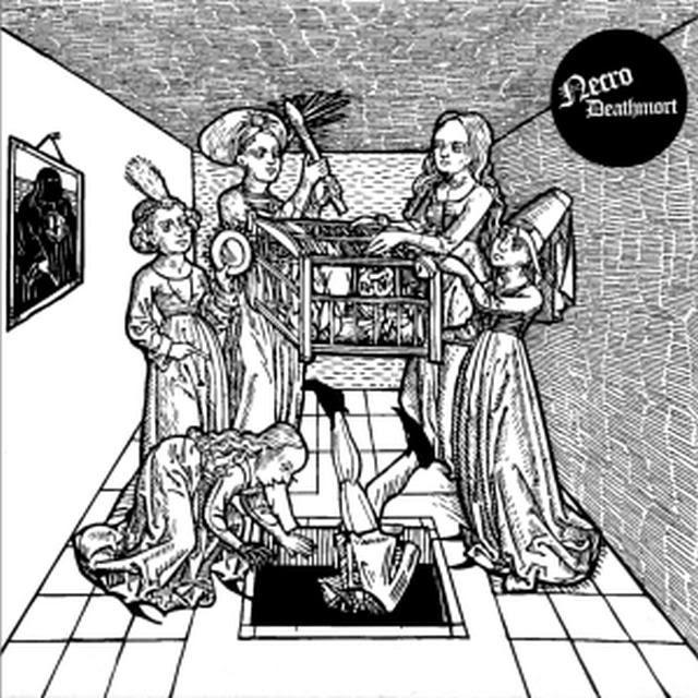 Necro Deathmort - This Beat Is Necrotronic Album Cover
