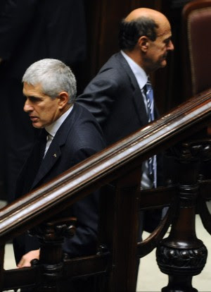 """Monti, primo no al pressing di Bersani: """"Posizionarci? Non serve, l'agenda parla chiaro"""""""