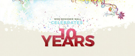 Web Designer Wall - Design Trends and Tutorials - A wall of design ideas, web trends, and tutorials.