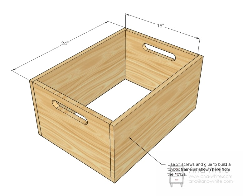 Wood Bench Design: Ideas Instructions build wood toy box