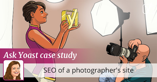 Ask Yoast case study: SEO of a photographer's site • Yoast