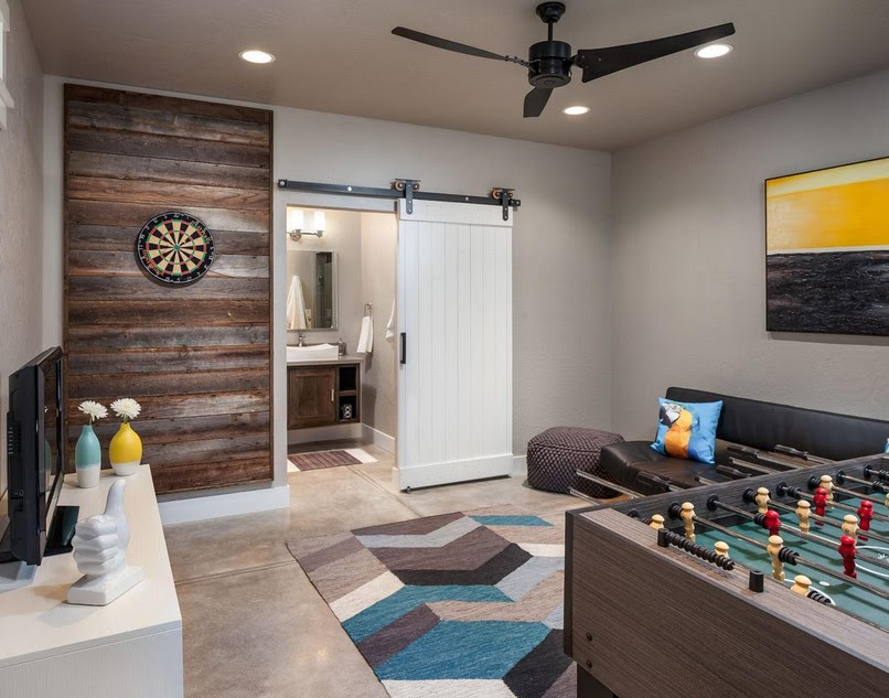 15 Funtastic Game Room Ideas For Kids And Familly Spenc Design