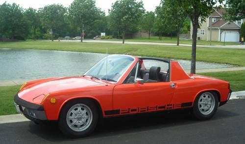 Vwvortexcom Porsche 914 Project Thread A Downtown Barnfind