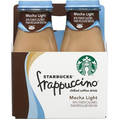 Starbucks Frappuccino Coffee Mocha Lite